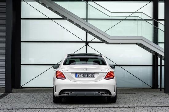 Mercedes-Benz C450 AMG Sport