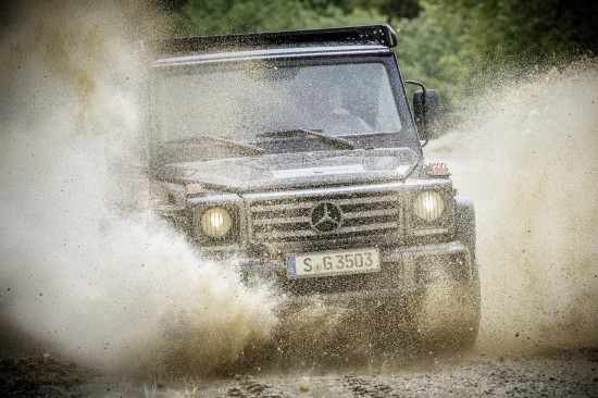 Mercedes-Benz G350 d Professional