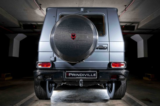 Mercedes-Benz G63 AMG Prindiville Indomitable G