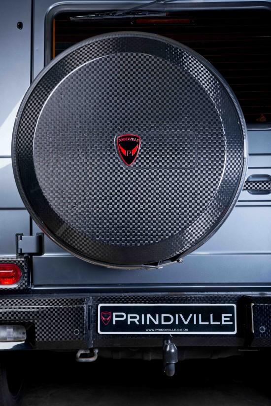 Mercedes-Benz G63 AMG Prindiville Indomitable G