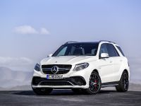 2016 Mercedes-Benz GLE 63 AMG, 1 of 20