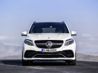 2016 Mercedes-Benz GLE 63 AMG, 2 of 20