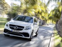 2016 Mercedes-Benz GLE 63 AMG, 3 of 20