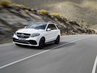 2016 Mercedes-Benz GLE 63 AMG, 6 of 20