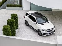 2016 Mercedes-Benz GLE 63 AMG, 8 of 20