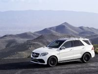 2016 Mercedes-Benz GLE 63 AMG, 9 of 20
