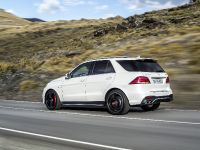 2016 Mercedes-Benz GLE 63 AMG, 12 of 20