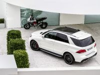 2016 Mercedes-Benz GLE 63 AMG, 13 of 20