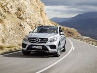 2016 Mercedes-Benz GLE, 3 of 48