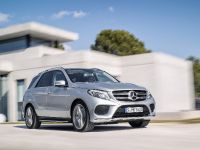 2016 Mercedes-Benz GLE, 7 of 48