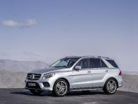 2016 Mercedes-Benz GLE, 13 of 48