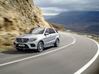 2016 Mercedes-Benz GLE, 15 of 48