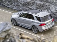 2016 Mercedes-Benz GLE, 31 of 48
