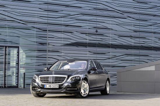 Mercedes-Benz S-Class Maybach