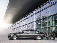 2016 Mercedes-Benz S-Class Maybach, 15 of 46