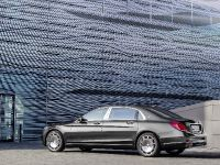 2016 Mercedes-Benz S-Class Maybach, 18 of 46