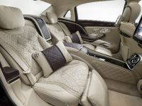 2016 Mercedes-Benz S-Class Maybach, 41 of 46