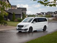 2016 Mercedes-Benz V-Class Black Crystal , 4 of 12