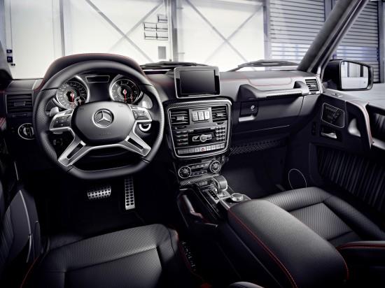Mercedes G550