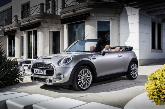 MINI Open 150 Edition