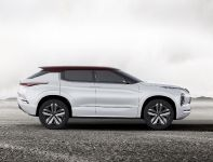 2016 Mitsubishi GT-PHEV Concept , 3 of 4