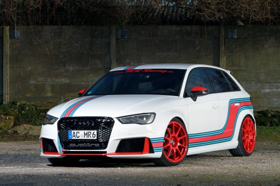 MR Racing Audi RS3