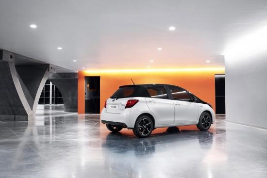 New Design Toyota Yaris