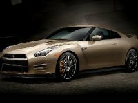 2016 Nissan GT-R 45th Anniversary Gold Edition, 1 of 2