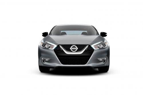 Nissan Maxima-SR midnight edition package