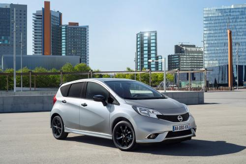 2016 Nissan Note – black edition