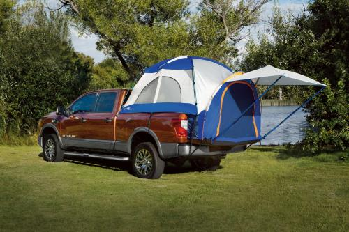 Nissan Titan XD - accessories