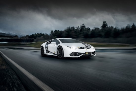 O.CT Tuning Lamborghini Huracan O.CT800 Supercharged