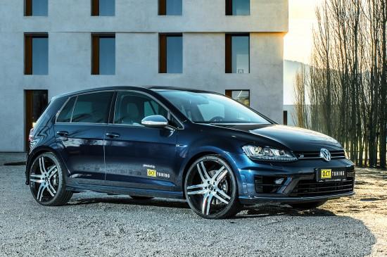 O.CT Tuning Volkswagen Golf VII R