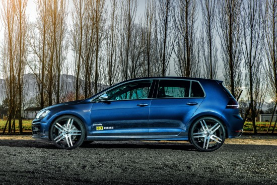O.CT Tuning Volkswagen Golf VII R