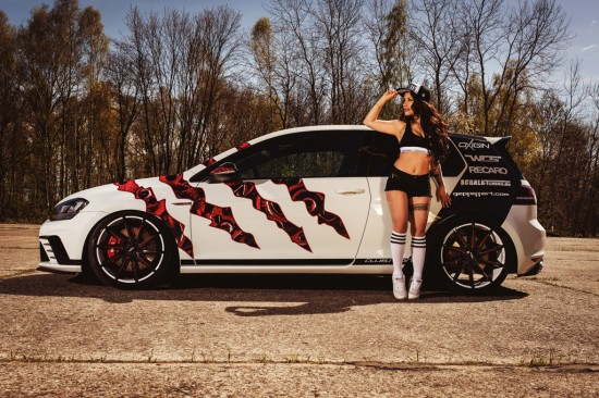 OXIGIN Volkswagen Golf 7 GTI Clubsport