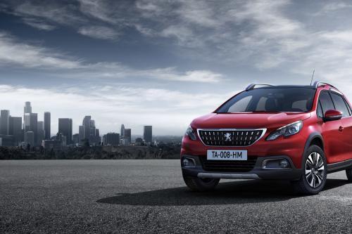 Peugeot-2008  - 2008 год.