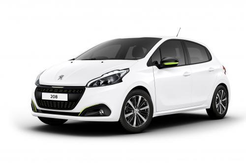 Peugeot-208  XS Limited