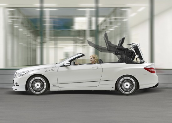 PIECHA Design Mercedes-Benz E-Class Convertible and Coupe