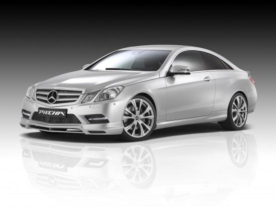 PIECHA Design Mercedes-Benz E-Class Convertible and Coupe
