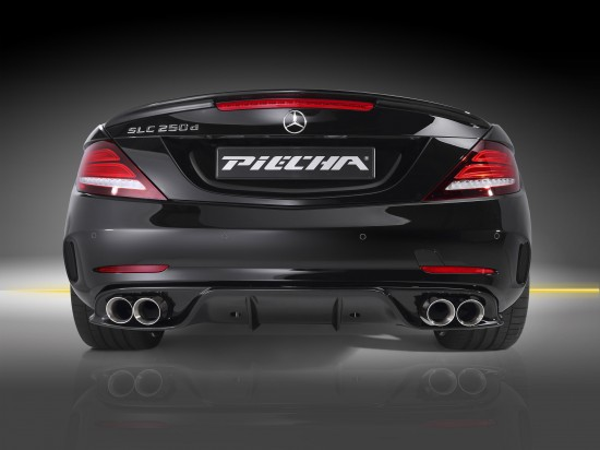 Piecha Design Mercedes-Benz SLC