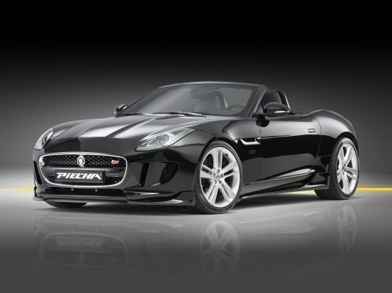 Piecha Jaguar F-Type Cabrio