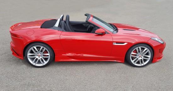 Piecha Jaguar F-Type Cabrio