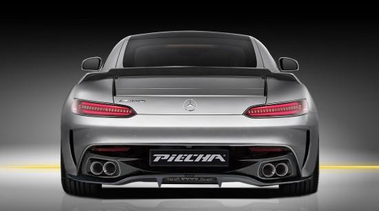 Piecha Mercedes-AMG GT S Renderings