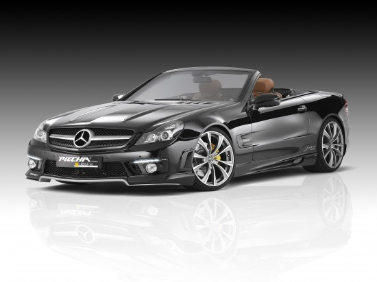 Piecha Mercedes-Benz SL R230 Roadster