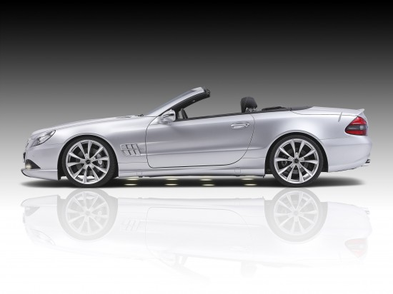 Piecha Mercedes-Benz SL R230 Roadster