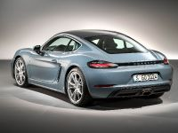 2016 Porsche 718 Cayman , 2 of 3