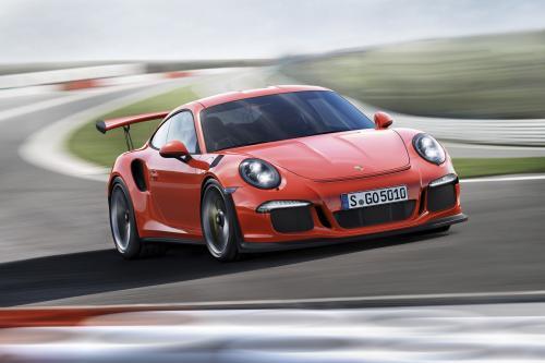 Тайна раскрыта: Порше 911 GT3 в РС показали в Женеве [видео]