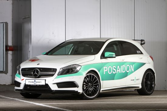 POSAIDON Mercedes-AMG A45 RS485+
