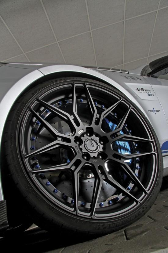 POSAIDON Mercedes-AMG E63 RS850