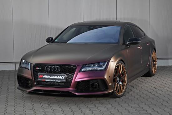 PP Performance Audi RS7